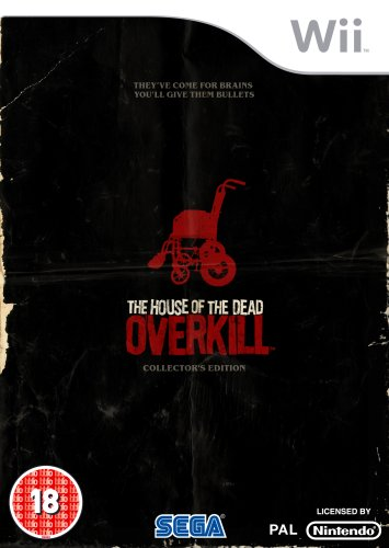 House Of The Dead : Overkill - collector's edition [import anglais]