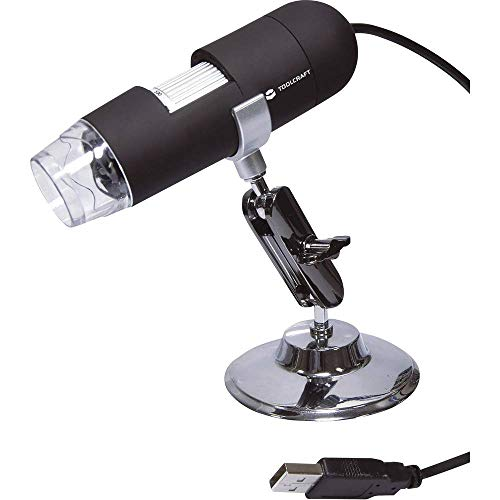 TOOLCRAFT USB Mikroskop 2 Mio. Pixel Digitale Vergrößerung (max.): 200 x