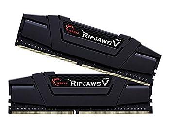 G.SKILL 16GB  2 x 8GB  Ripjaws V Series DDR4 PC4-28800 3600MHz for Intel Z170 Platform Desktop Memory Model F4-3600C16D-16GVK