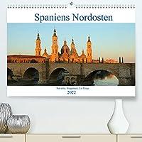 Spaniens Nordosten (Premium, hochwertiger DIN A2 Wandkalender 2022, Kunstdruck in Hochglanz): Bilder der Provinzen Navarra, Aragonien und La Rioja - zwischen Pyrenaeen und Ebro (Monatskalender, 14 Seiten )