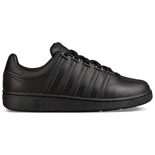 K-Swiss Damen Classic Vn Low-top, Schwarz (Black/Black), 40 EU