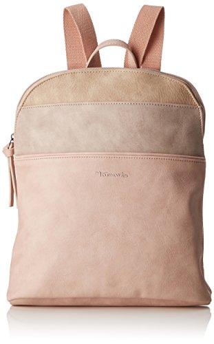 Tamaris Damen Khema Backpack Rucksackhandtasche, Pink (Rose Comb.), 8,5x31x27 cm