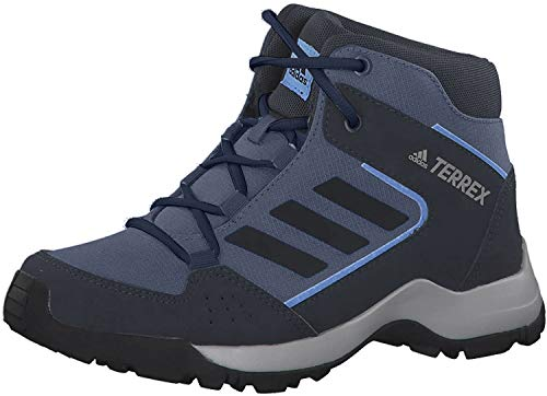 adidas Unisex-Kinder Terrex Hyperhiker K Cross-Trainer, Mehrfarbig (Tintec/Negbás/Maruni 000), 35 EU