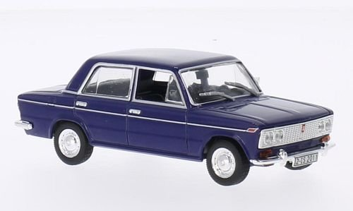Unbekannt Lada 1500, Limousine, dunkelblau, Modellauto, Fertigmodell, SpecialC.-75 1:43