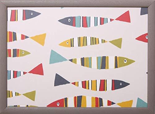 Andrew's - Vassoio con cuscino Laptray per computer portatile