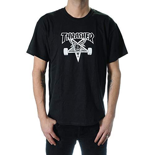 Thrasher Skategoat T-shirt Noir Taille M
