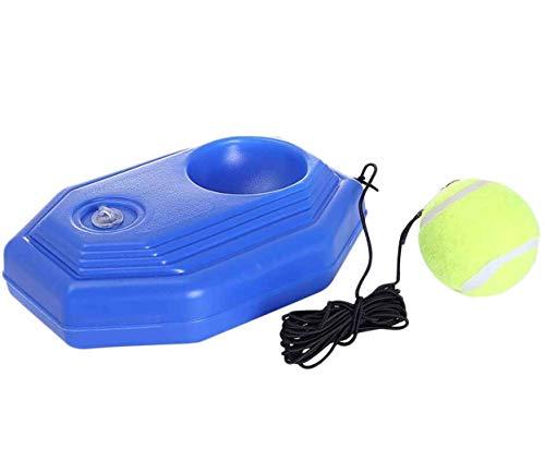 Faviye Tennis Ball Trainer Establecer la Base de Entrenamiento de Tenis y la Pelota de Rebote para la práctica Personal