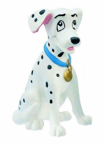 Bullyland 12514 - Spielfigur, Walt Disney 101 Dalmatiner, Perdi, ca. 6 cm