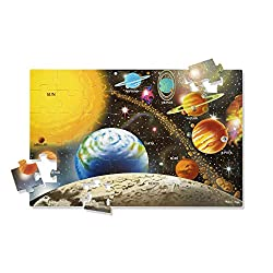 Image of Melissa & Doug Solar System...: Bestviewsreviews