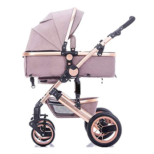 Amazing Deal Lightweight Stroller Baby Carriage Infant Travel Buggy Foldable Can Sit and Lie Down fo...