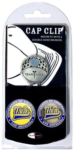 NCAA Gap Clip mit 2Golf Ball Marker, Herren Unisex Damen, UCLA Bruins