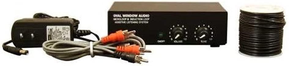 Oval Window Microloop III Induction Loop Assistive Listening System