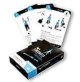 figgrs Trainingskarten Kettlebell I 50 Fitness Übungen für dynamisches Ganzkörpertraining I Sport für zuhause I Training für Männer und Frauen