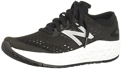 New Balance Women's Fresh Foam Vongo V4 Running Shoe, Black/Overcast, 8 M US