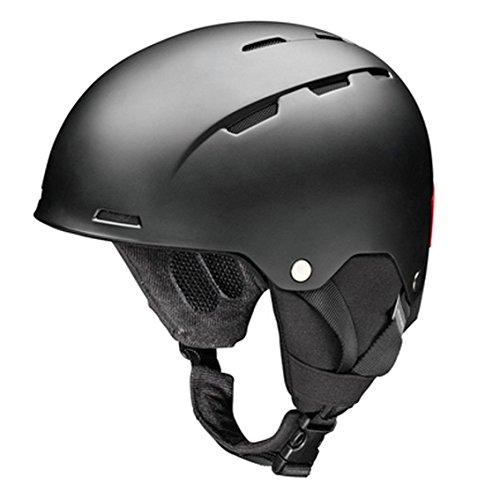 HEAD Herren Helm Agent, Black/Red, M/L