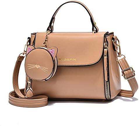 2021New Ladies Shoulder Handbags Fashion Pu Bags Women Handbags Cute Ladies Bags Handbag