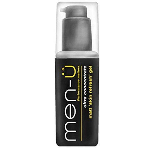 MEN-U Gel ultra concentré pour homme - Mat - 100 ml