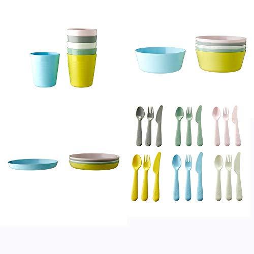 Set di piatti per bambini