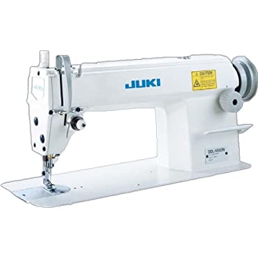 Juki DDL-5550N High-speed Single Needle Straight-stitch w/ Table & Motor (ddl5550)