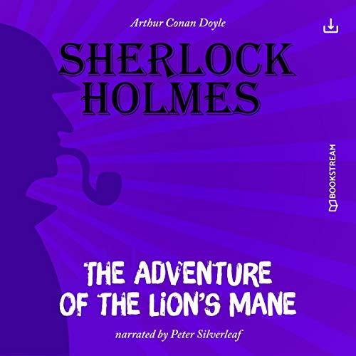 Page de couverture de The Adventure of the Lion's Mane
