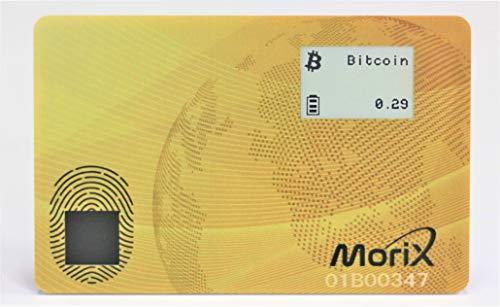 MoriX Wallet Card 暗号資産(仮想通貨) ハードウェアウォレット