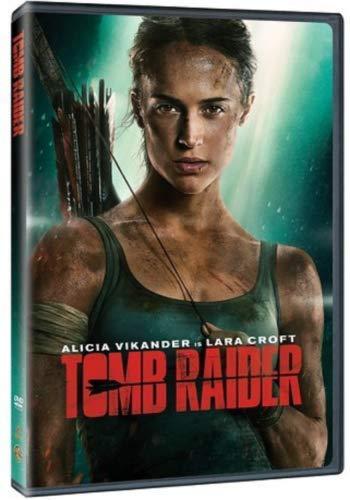 Tomb Raider DVD (2018) Alicia Vikander is Laura Croft