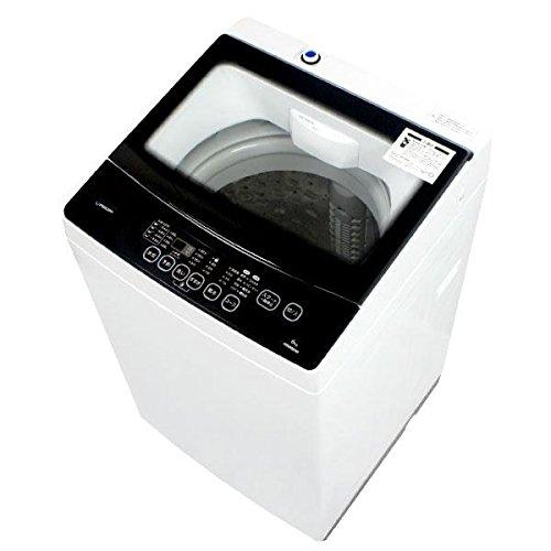 maxzen JW06MD01WB-C [6.0kg 全自動洗濯機(簡易乾燥機能付)]