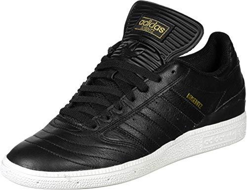 adidas Busenitz Schuh - Black/Gold/White Größe: 12 Farbe: Black/Gold/White
