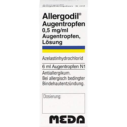 Allergodil Augentropfen, 6 ml Lösung