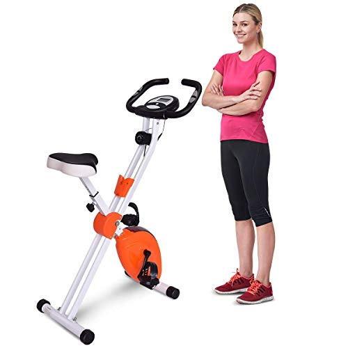 Goplus Upright Bike Magnetic Res...