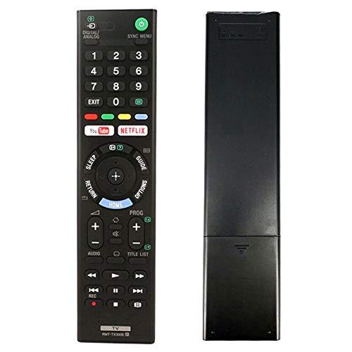 NCONCO Fernbedienung RMT-TX300E für Sony TV KDL-40WE663 KDL-40WE665 KDL-43WE754 KDL-43WE755 KDL-49WE660 KDL-49WE663