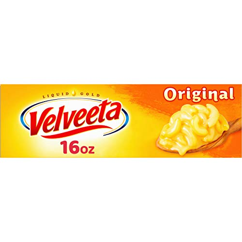 Velveeta Original Pasteurized Cheese (16 oz Box)