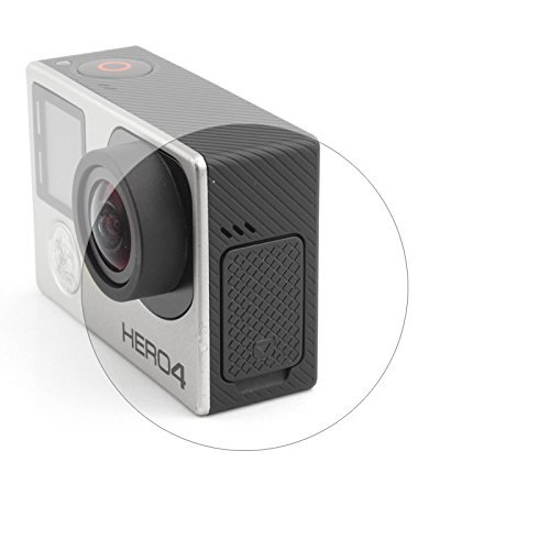 USB Side Door Cover Replacement Repair Part with Silicone Locking Plug for GoPro Hero3 Hero 3+ Black Silver Cameras