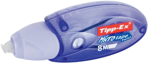 BIC Correttore Tipp-Ex ® Micro Tape Twist, 8m X 5mm, Viola