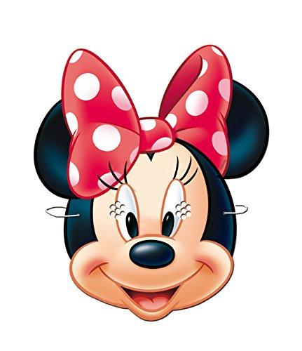 Minnie Mouse - 6 caretas (Verbetena 014000552)