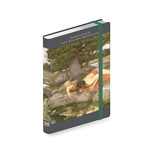 Diario datato 12 mesi cm 10,8x16 kaos classic/Waterhouse