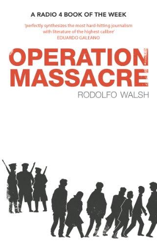 Operation Massacre (English Edition)
