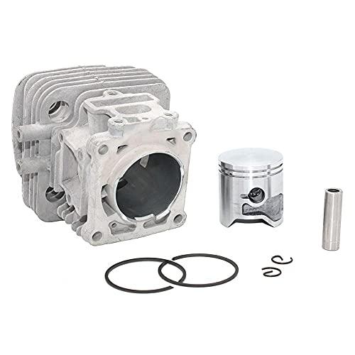 HaoYueDa Kit de pistón de Cilindro de 41,5 mm para desbrozadora Husqvarna 243R 543RBK 543RBS 543RBX 543RS