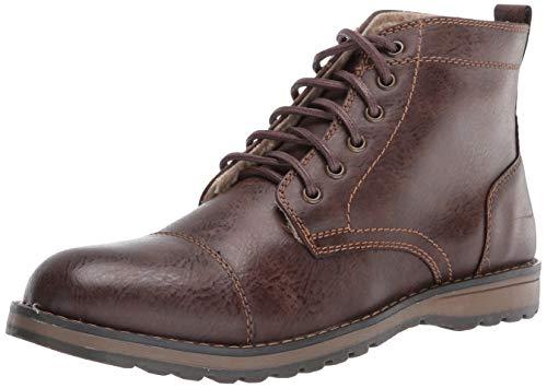 Eastland Men's Jason Fashion Boot, Brown, 11 D US