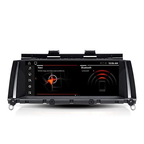 WHL.HH para BMW X3 F25 X4 F26 2013-2017 NBT 8.8 Pulgada Androide 10 Auto Estéreo GPS Navegación Cabeza Unidad Tocar Pantalla Teléfono Control SWC WiFi Multimedia Jugador Navegación por satélite,NBT