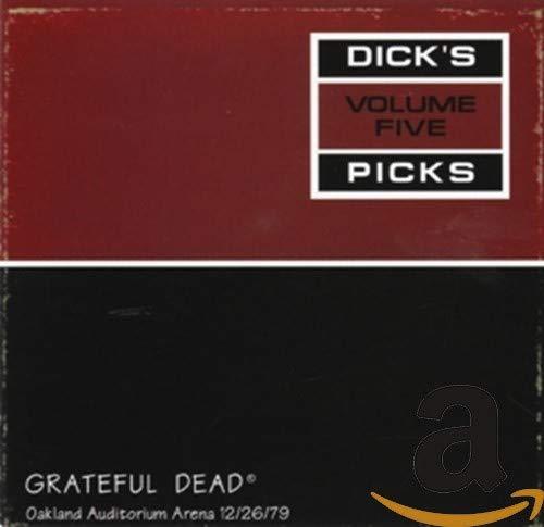 Dick s Picks Vol. 5-Oakland Auditorium Arena 12 26 79 (3-CD Set)