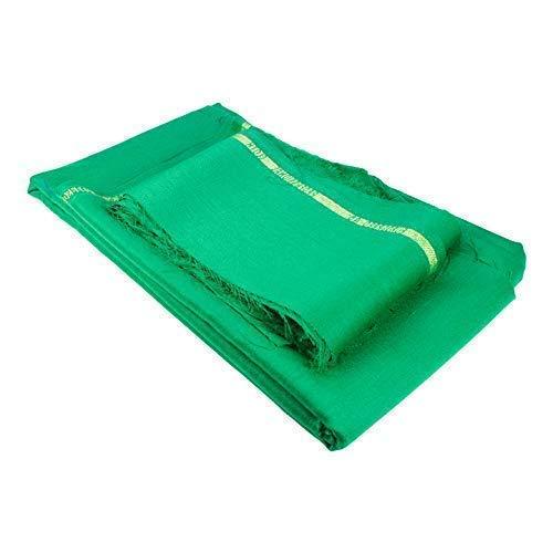 ClubKing Ltd - Tela para mesa de billar americano (base y cubierta, 213,3 x 121,9 cm), color verde