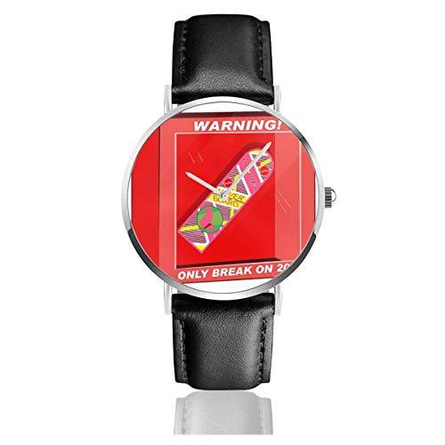 Volver a The Future Hoverboard Break en 2015 Relojes Reloj...
