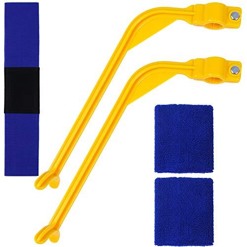 Elcoho - Juego de 5 Piezas de Ayuda para Entrenamiento de Golf, Bandas para Brazo y muñeca para corrección de Movimiento de Postura del golfo
