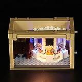 YBLOC Kit De Iluminación LED para Lego 76386 Harry Potter Hogwarts: Juego De Castillo De Error De Poción Multijugos, Espectáculo De Luces Compatible con Lego 76386 (No Incluye El Juego De Lego)