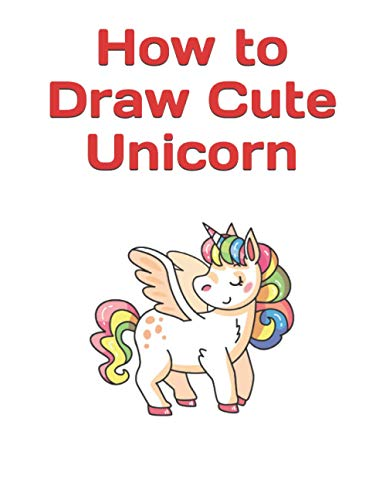How to Draw Cute Unicorn