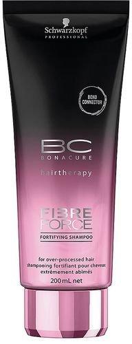 Schwarzkopf Professional BC Bonacure Fibre Force Fortifying Shampoo 200ml by Schwarzkopf