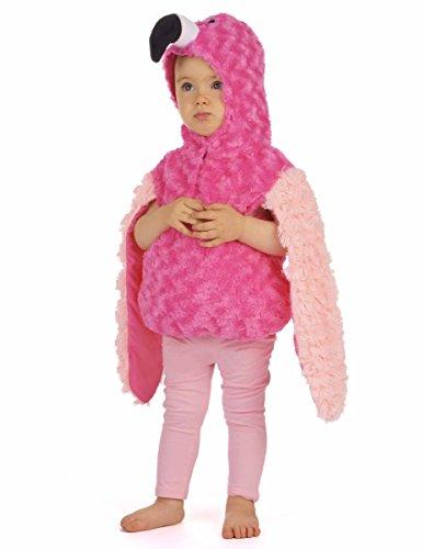 Generique Flamingo Kostüm Für Kinder 98/104 (3-4 Jahre)