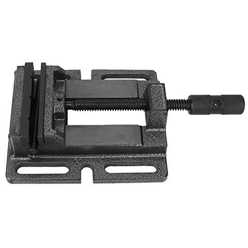 Prensa de tornillo, prensa de taladro reemplazable Prensa de tornillo Durable Fácil de instalar para HandMade(5 pulgadas)