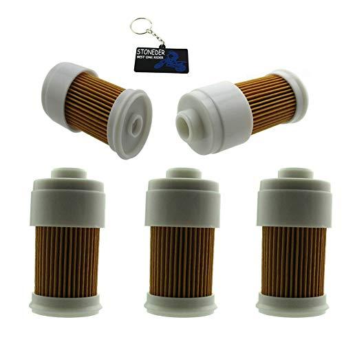STONEDER gaz Filtre à Carburant pour Hors-Bord Yamaha 8 F-24563–10–00 150hp-300hp Sierra 18–7955